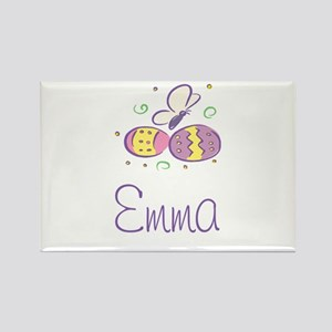 Easter Eggs - Emma Rectangle Magnet