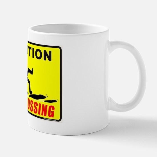 SLUG CROSSING Mug