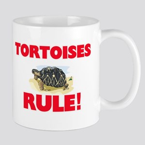 Tortoises Rule! Mugs