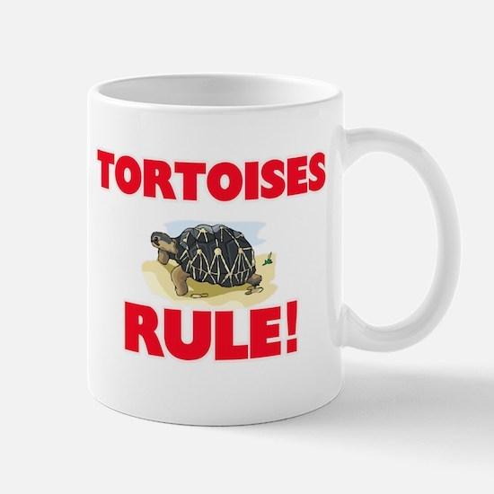 Tortoises Rule! Mugs