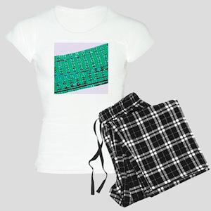 Skeletal muscle, TEM Women's Light Pajamas