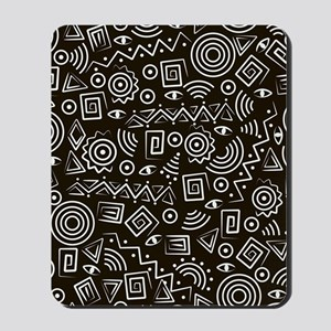 Tribal Pattern Mousepad