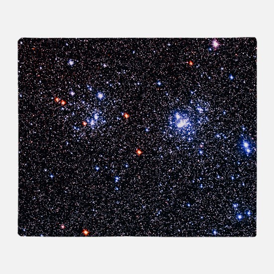 Optical image of the Perseus double  Throw Blanket