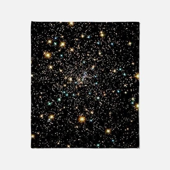 Stars in globular cluster NGC 6397 Throw Blanket