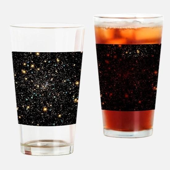 Stars in globular cluster NGC 6397 Drinking Glass