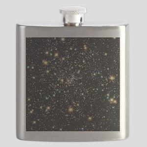 Stars in globular cluster NGC 6397 Flask