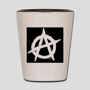 R-AnaYardSign Shot Glass