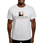 P.T. Barnum Al Gore Light T-Shirt