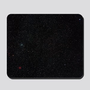 Star cluster M35 Mousepad