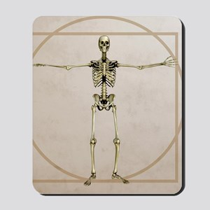 Skeleton, artwork Mousepad