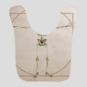 Skeleton, artwork Bib
