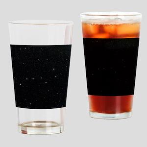 The Plough in Ursa Major, optical i Drinking Glass