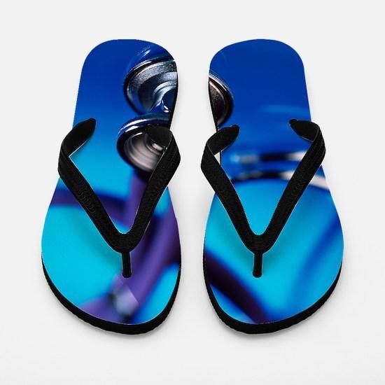 Stethoscope Flip Flops