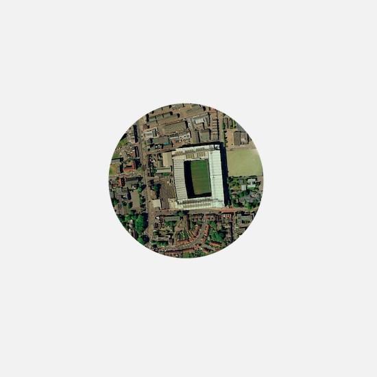 Tottenham Hotspur's White Hart Lane Mini Button