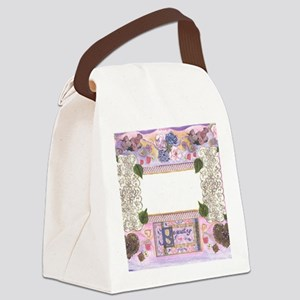 Beauty Frame by Kristie Hubler Canvas Lunch Bag