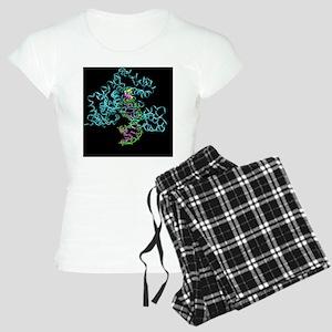 Taq polymerase replicating  Women's Light Pajamas