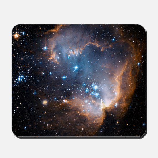 Starbirth region NGC 602 Mousepad