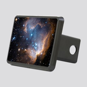 Starbirth region NGC 602 Rectangular Hitch Cover