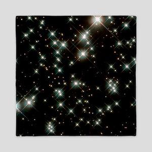 Stars in M4 globular cluster Queen Duvet