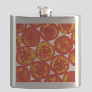 Tomato slices Flask