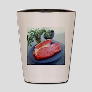 Steak Shot Glass