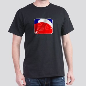 Paramotor - USA Paramotor Log Dark T-Shirt
