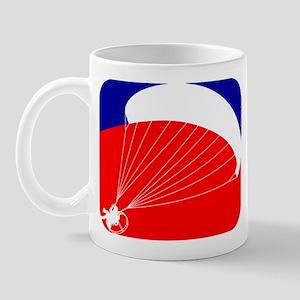 Paramotor - USA Paramotor Log Mug