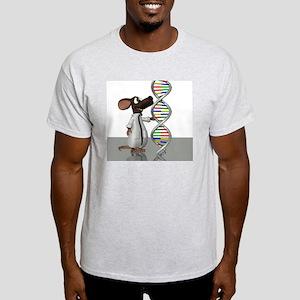 Transgenic mouse, conceptual artwork Light T-Shirt