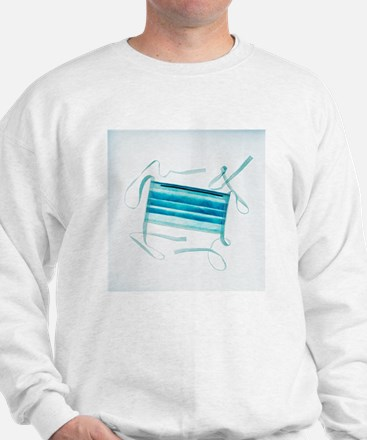 Surgical mask Sweatshirt