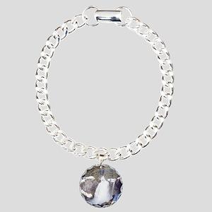 Sahalie Falls, McKenzie  Charm Bracelet, One Charm