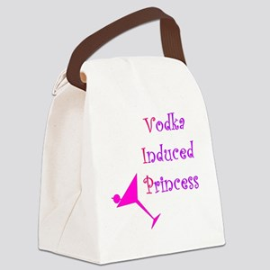 VIP #1 Canvas Lunch Bag