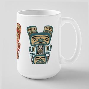 Haida Bear Mugs