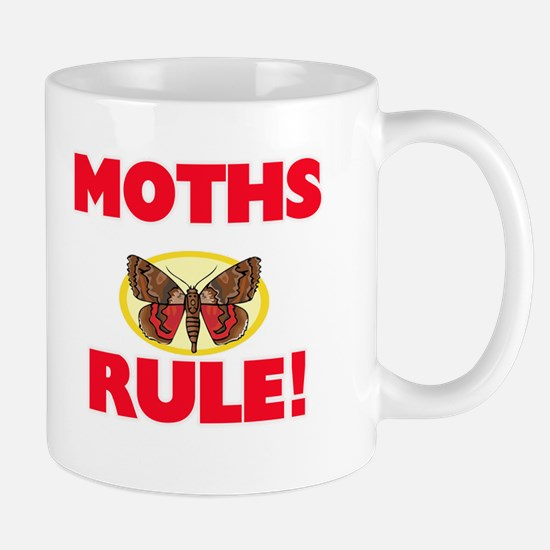 Moths Rule! Mugs