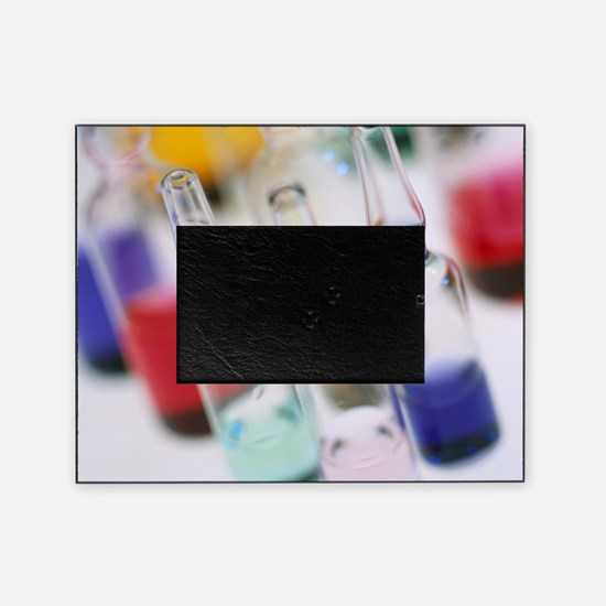 Vaccination research Picture Frame