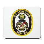 USS MARYLAND Mousepad