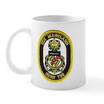 USS MARYLAND Mug