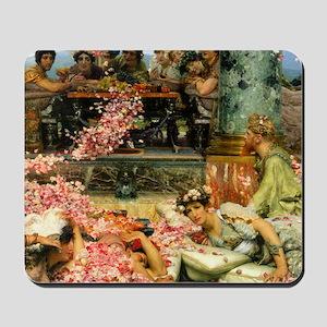 Alma-Tadema The Roses of Heliogabalus Mousepad