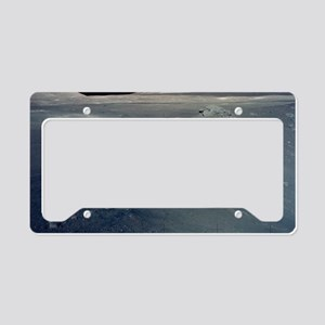 Apollo 17 astronauts License Plate Holder