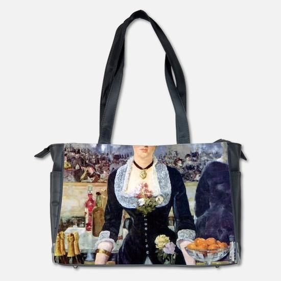 Édouard Manet, Bar at the Folies Diaper Bag