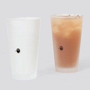 Instant Philosopher, Just Add Coffe Drinking Glass