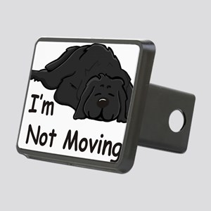 Newfie Carpet Rectangular Hitch Cover