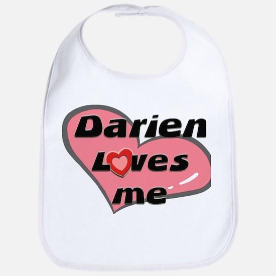 darien loves me  Bib