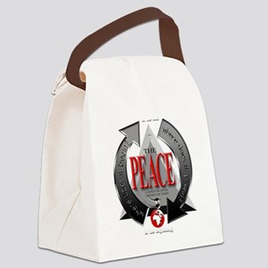 The Peace Canvas Lunch Bag