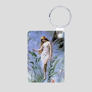 Falero Lily Fairy Aluminum Photo Keychain