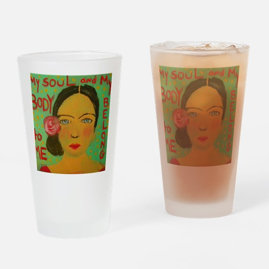Mine Drinking Glass