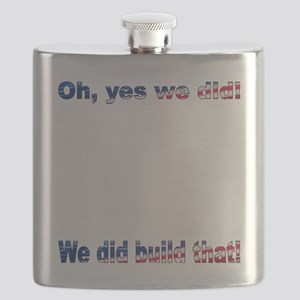 We did build that! Flask