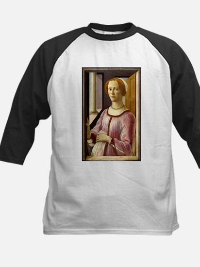 Portrait of Esmeralda Brandini - Botticelli Tee