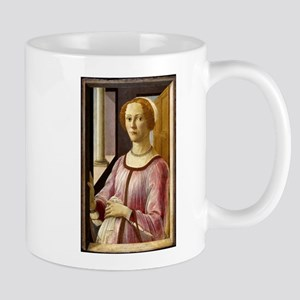 Portrait of Esmeralda Brandini - Botticelli 11 oz