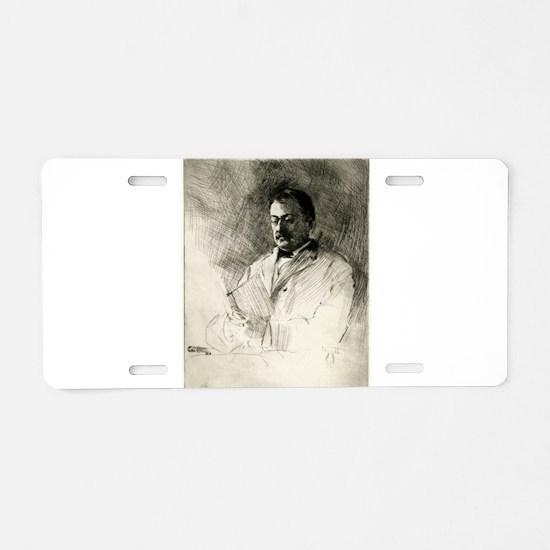 Portrait of George R Agassiz - Frank Weston Benson