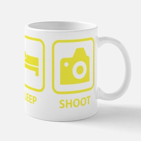 eatSleepShoot1D Mug